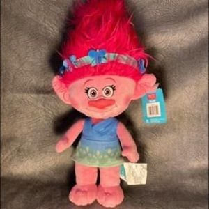 "TROLLS Poppy Plush Doll 22"" Tall"